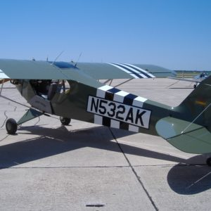 Legend Combat Cub with Continental Engine