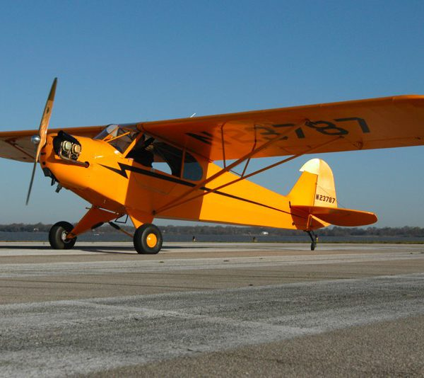 Legend Cub, J-3 Style, with Continental Engine