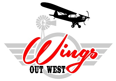 Wings Out West Logo